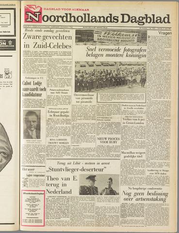 Noordhollands Dagblad : dagblad voor Alkmaar en omgeving 1964-04-11