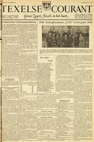 Texelsche Courant 1956-11-17