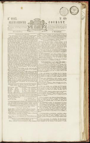 Alkmaarsche Courant 1843-12-04