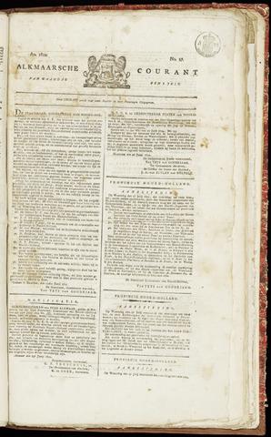Alkmaarsche Courant 1822-07-08