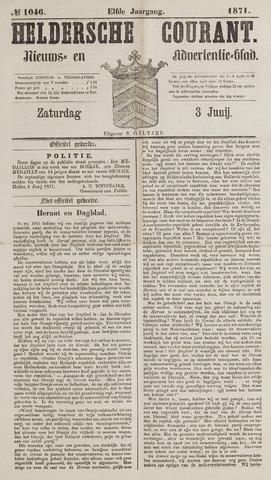 Heldersche Courant 1871-06-03