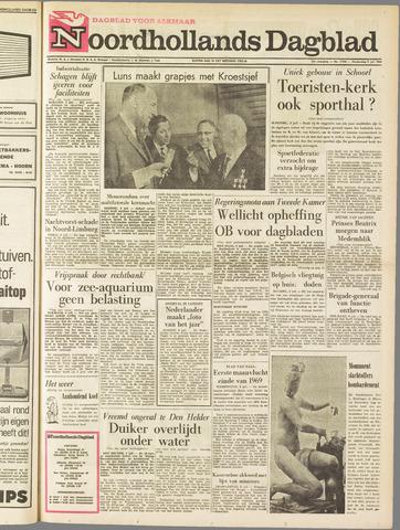 Noordhollands Dagblad : dagblad voor Alkmaar en omgeving 1964-07-09