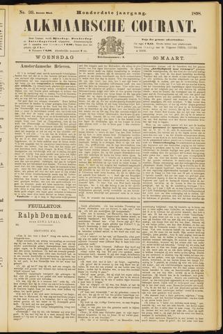 Alkmaarsche Courant 1898-03-30