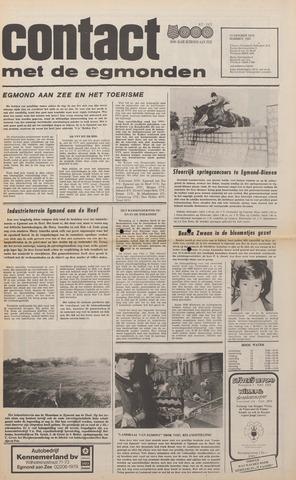 Contact met de Egmonden 1976-10-13