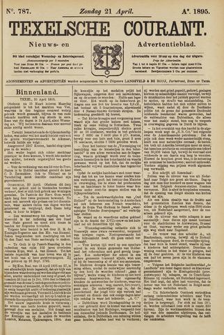 Texelsche Courant 1895-04-21