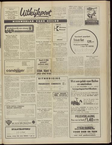 Uitkijkpost : nieuwsblad voor Heiloo e.o. 1974-05-29