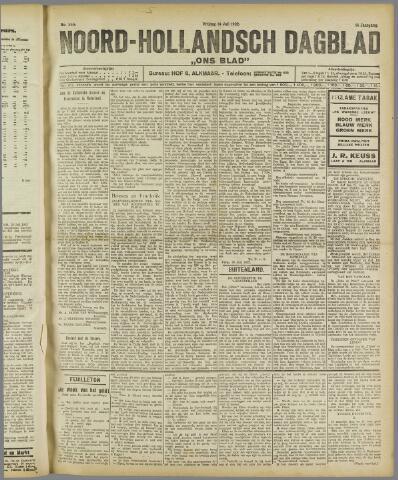 Ons Blad : katholiek nieuwsblad voor N-H 1922-07-14