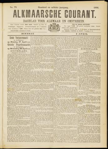 Alkmaarsche Courant 1906-04-03