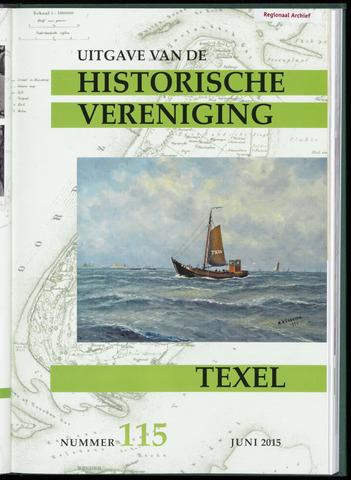 Uitgave Historische Vereniging Texel 2015-06-01