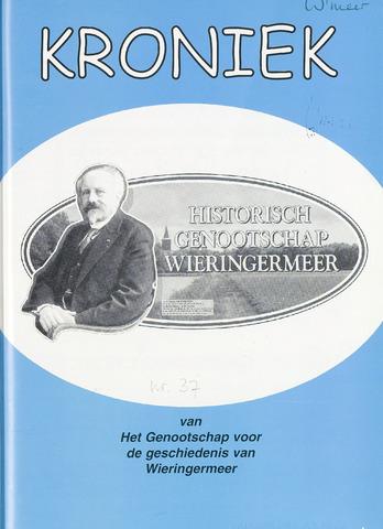 Kroniek Historisch Genootschap Wieringermeer 2004