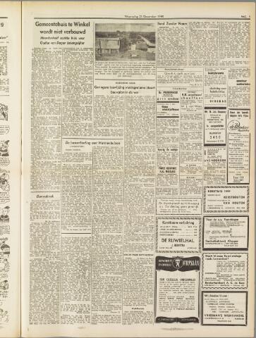 Nieuw Noordhollandsch Dagblad : voor Alkmaar en omgeving 1949-12-22