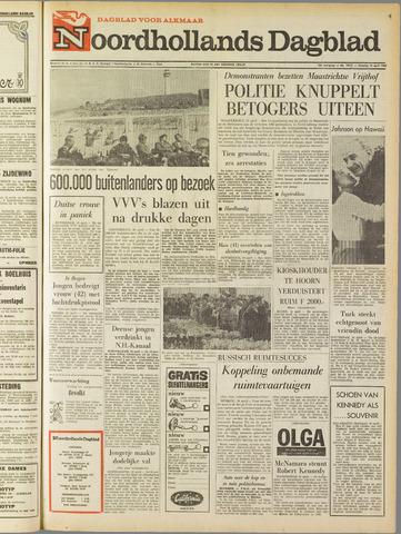 Noordhollands Dagblad : dagblad voor Alkmaar en omgeving 1968-04-16