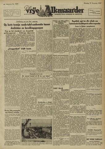 De Vrije Alkmaarder 1947-08-12