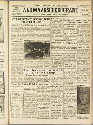 Alkmaarsche Courant 1955-08-15