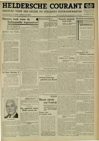 Heldersche Courant 1939-02-06