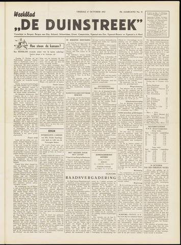 De Duinstreek 1952-10-17