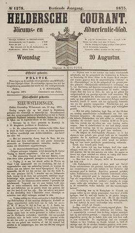 Heldersche Courant 1873-08-20