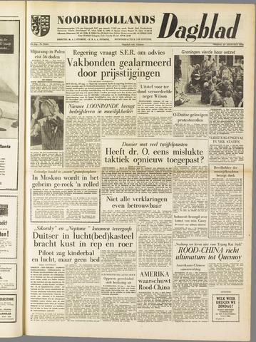 Noordhollands Dagblad : dagblad voor Alkmaar en omgeving 1958-08-29