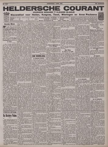 Heldersche Courant 1915-04-01