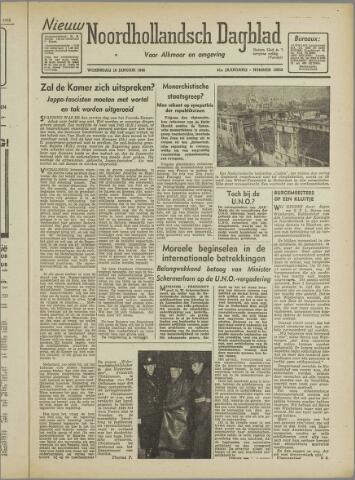 Nieuw Noordhollandsch Dagblad : voor Alkmaar en omgeving 1946-01-16