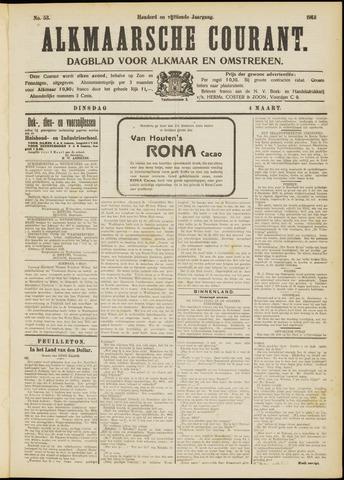 Alkmaarsche Courant 1913-03-04
