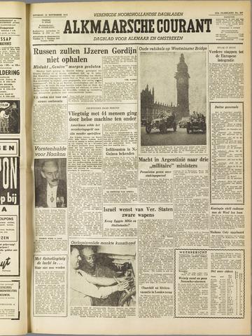 Alkmaarsche Courant 1955-11-15