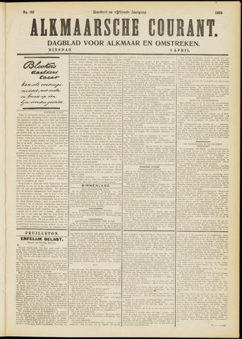 Alkmaarsche Courant 1913-04-08
