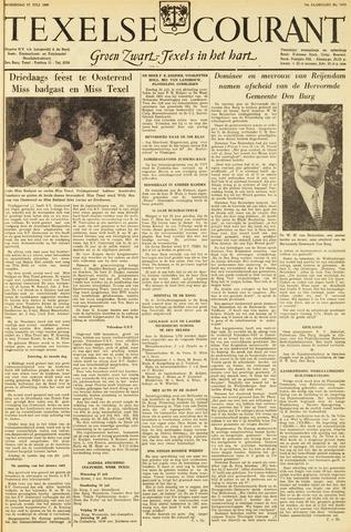 Texelsche Courant 1960-07-27