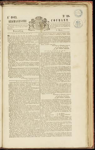 Alkmaarsche Courant 1845-05-05