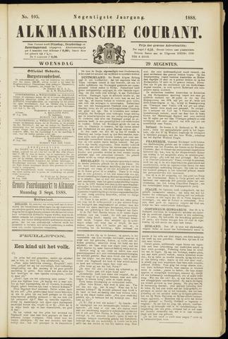 Alkmaarsche Courant 1888-08-29