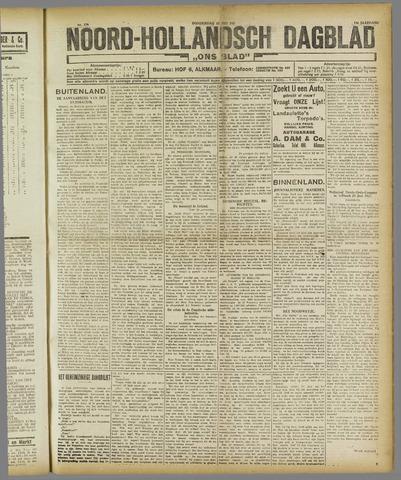 Ons Blad : katholiek nieuwsblad voor N-H 1921-05-12