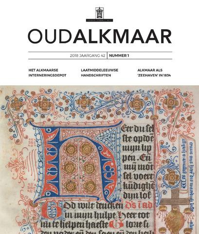 Oud Alkmaar 2018-04-01