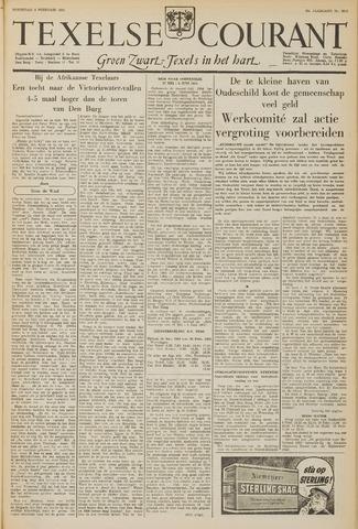 Texelsche Courant 1955-02-09