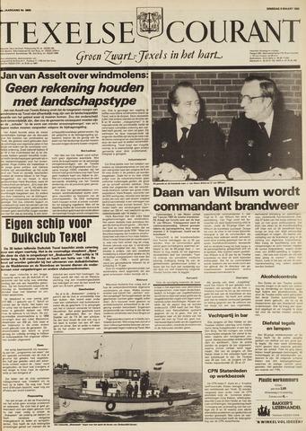 Texelsche Courant 1982-03-09