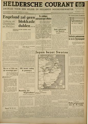 Heldersche Courant 1939-06-22