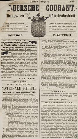 Heldersche Courant 1868-12-23
