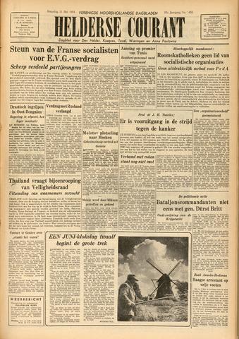 Heldersche Courant 1954-05-31