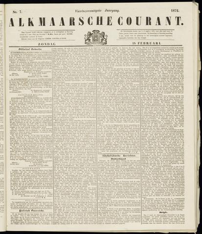 Alkmaarsche Courant 1872-02-18
