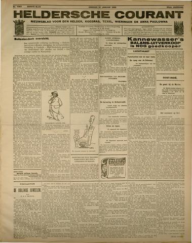 Heldersche Courant 1932-01-12