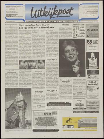 Uitkijkpost : nieuwsblad voor Heiloo e.o. 2000-10-25