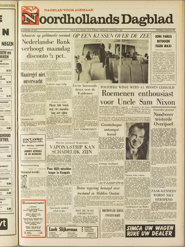 Noordhollands Dagblad : dagblad voor Alkmaar en omgeving 1969-08-02