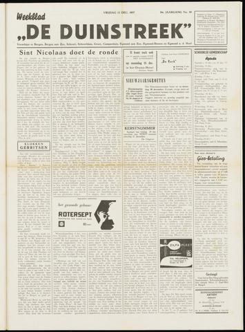 De Duinstreek 1957-12-13