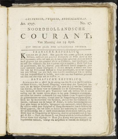 Noordhollandsche Courant 1797-04-24