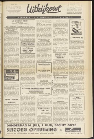 Uitkijkpost : nieuwsblad voor Heiloo e.o. 1964-07-09