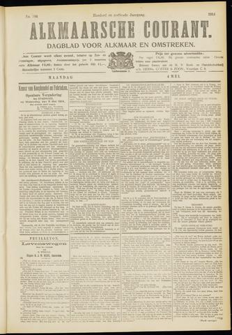 Alkmaarsche Courant 1914-05-04