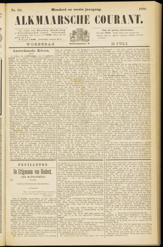Alkmaarsche Courant 1899-07-12