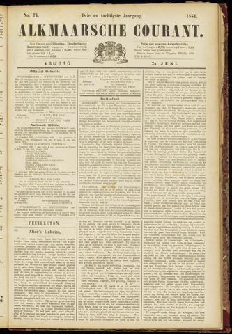 Alkmaarsche Courant 1881-06-24