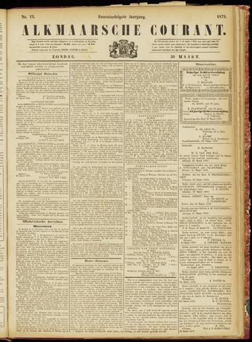 Alkmaarsche Courant 1879-03-30