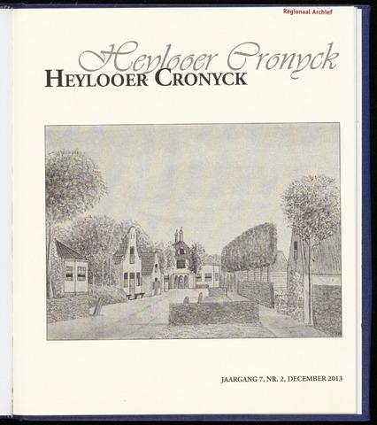 Heylooer Cronyck 2013-12-01