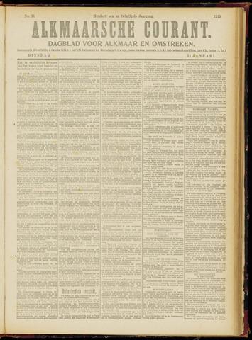 Alkmaarsche Courant 1919-01-14